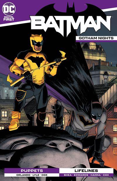 Batman – Gotham Nights #8 (2020)