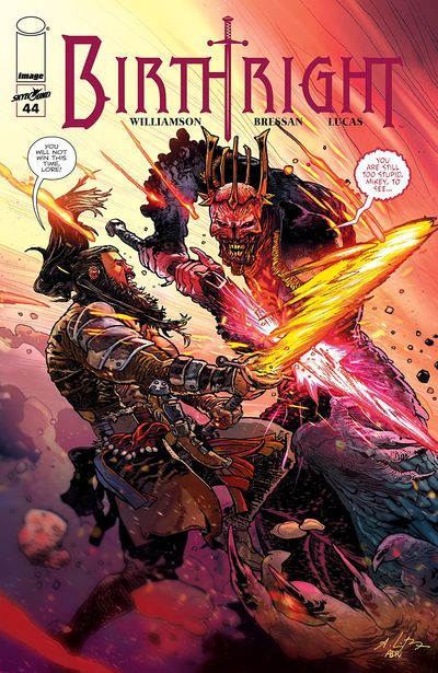 Birthright #44 (2020)
