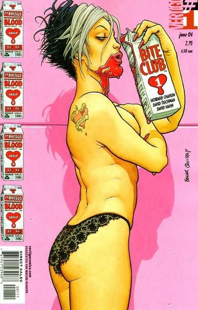 Bite Club #1 – 6 (2004)
