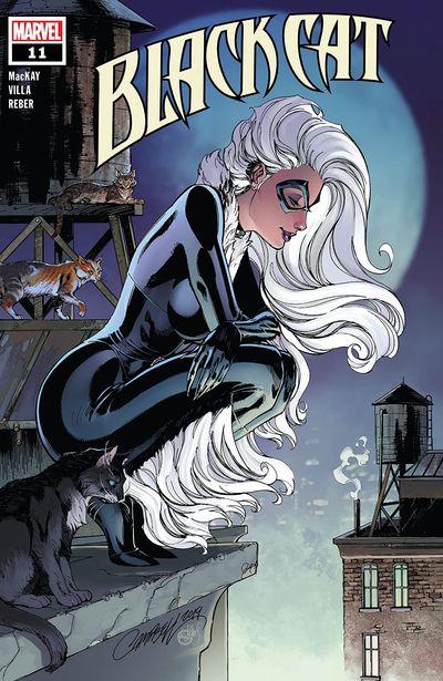 Black Cat #11 (2020)