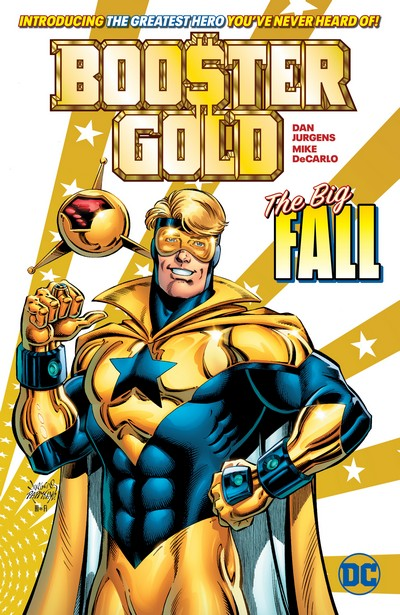Booster Gold – The Big Fall (TPB) (2019)