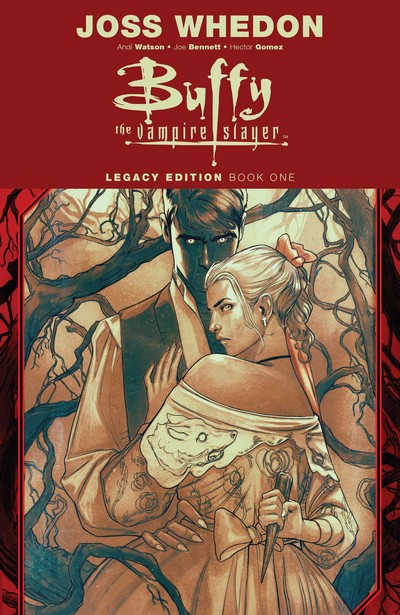 Buffy the Vampire Slayer Legacy Edition – Book 1 (2020)