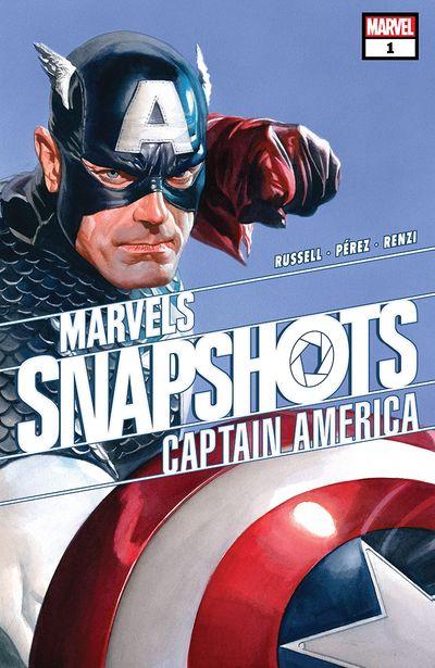 Captain America – Marvels Snapshot #1 (2020)