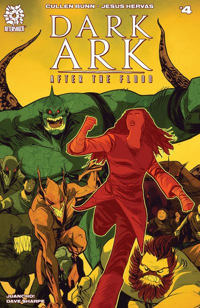 Dark Ark – After the Flood #4 (2020)