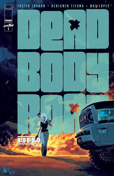 Dead Body Road – Bad Blood #1 (2020)
