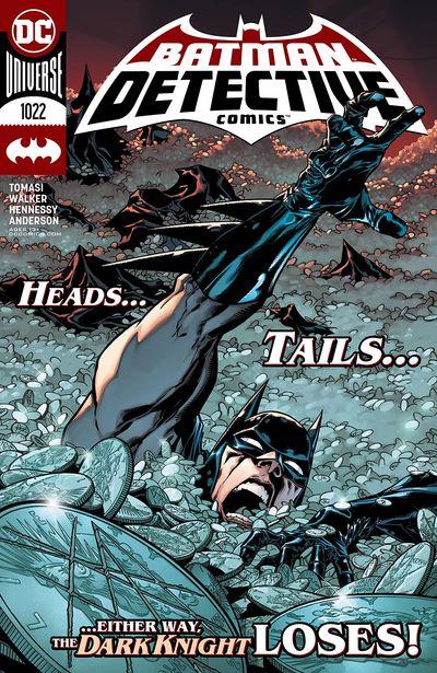 Detective Comics #1022 (2020)