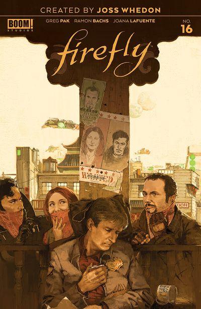 Firefly #16 (2020)