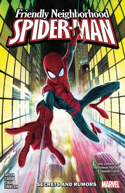 Friendly Neighborhood Spider-Man Vol. 1 – Secrets and Rumors (TPB) (2019)