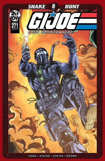 G.I. Joe – A Real American Hero #271 (2020)