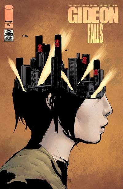 Gideon Falls #22 (2020)