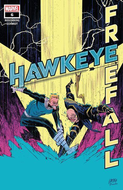 Hawkeye – Freefall #6 (2020)