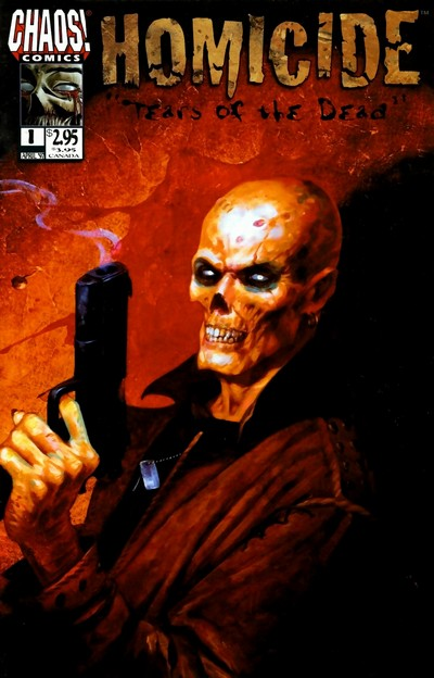 Homicide – Tears of the Dead #1 (1997)