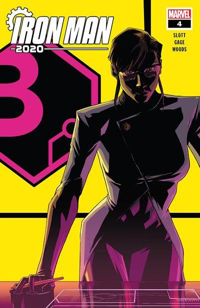 Iron Man 2020 #4 (2020)