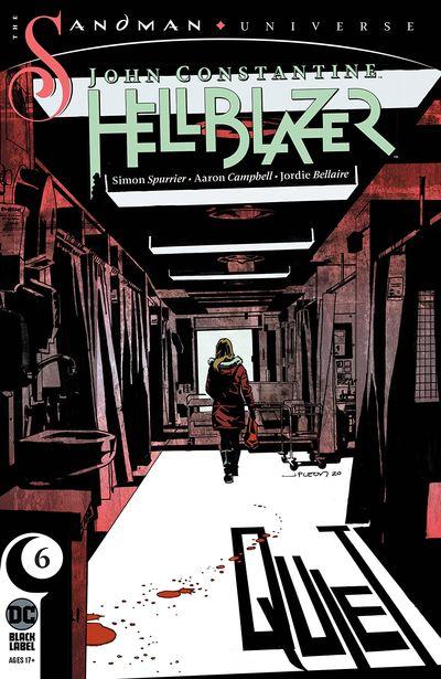 John Constantine – Hellblazer #6 (2020)