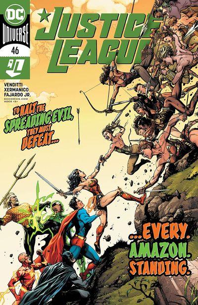 Justice League #46 (2020)