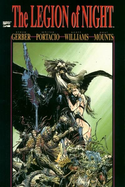 Legion of Night #1 – 2 (1991)