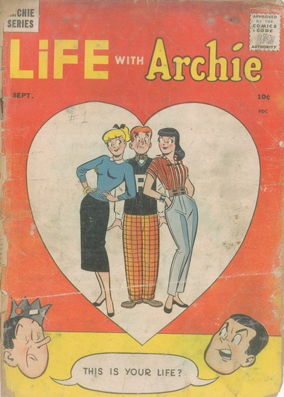 Life with Archie #1 – 286 (1958-1991)