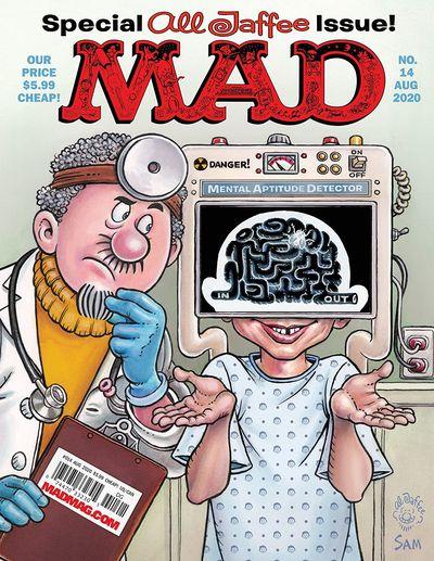 MAD Magazine #14 (2020)