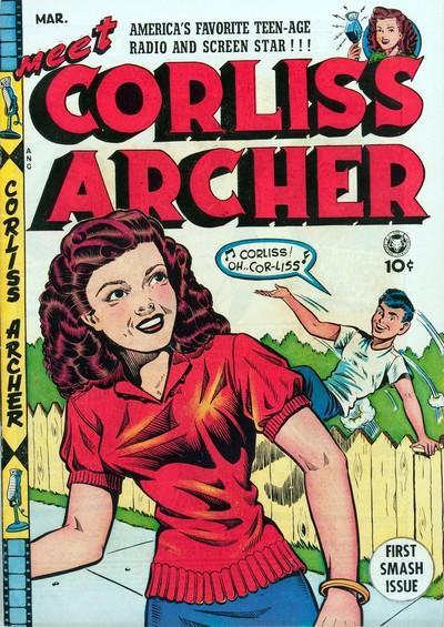 Meet Corliss Archer #1 – 3 (1948)