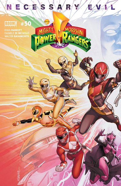 Mighty Morphin Power Rangers #50 (2020)