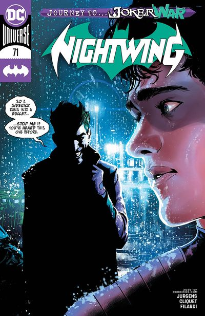 Nightwing #71 (2020)