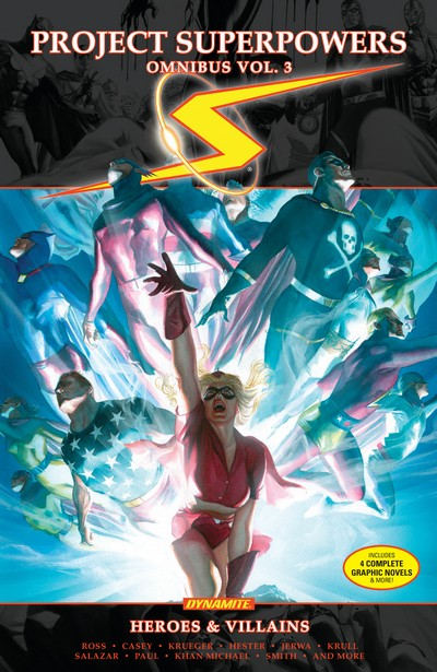 Project Superpowers – Omnibus Vol. 3 – Heroes & Villains (2020)