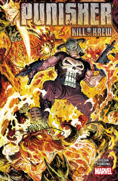 Punisher Kill Krew (TPB) (2020)