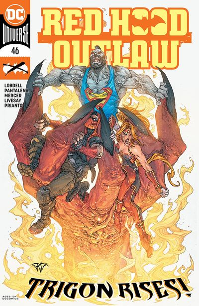 Red Hood – Outlaw #46 (2020)