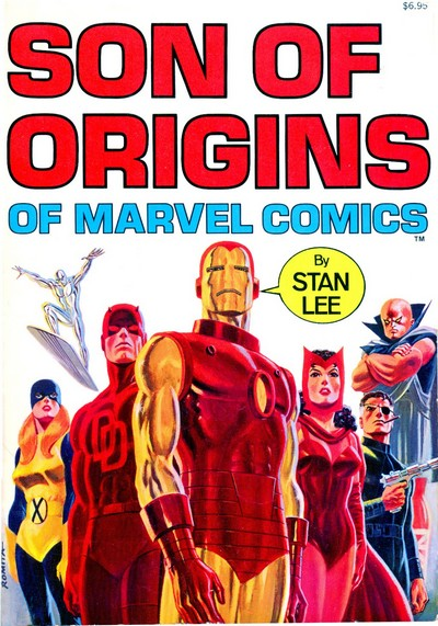 Son of Origins of Marvel Comics (1975)