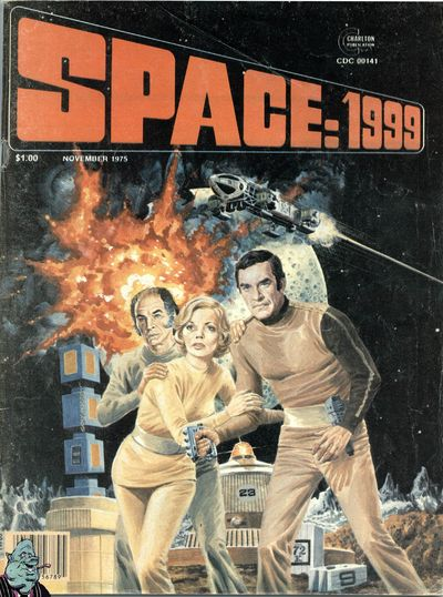 Space – 1999 #1 – 8 (1975-1976) (Magazine)