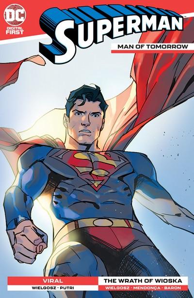 Superman – Man of Tomorrow #7 (2020)