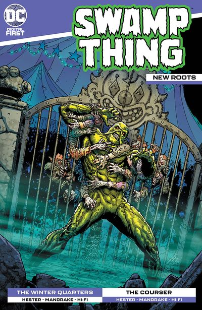 Swamp Thing – New Roots #7 (2020)