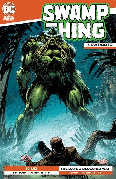 Swamp Thing – New Roots #9 (2020)
