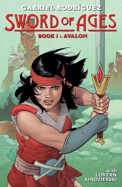 Sword of Ages Book 1 – Avalon (TPB) (2018)