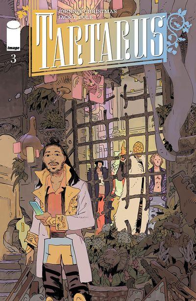 Tartarus #3 (2020)