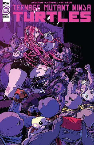 Teenage Mutant Ninja Turtles #105 (2020)