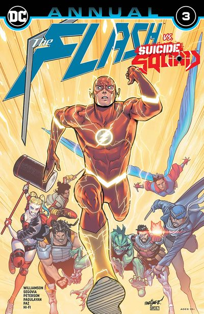 The Flash Annual #3 (2020)