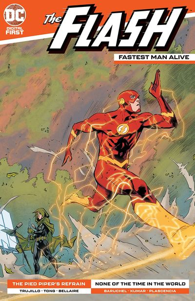 The Flash – Fastest Man Alive #7 (2020)