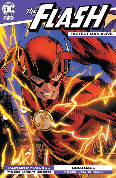 The Flash – Fastest Man Alive #8 (2020)