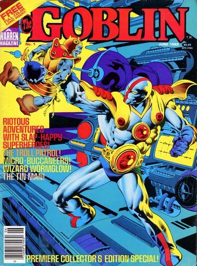 The Goblin #1 – 3 (1982)