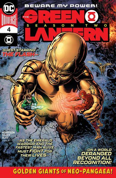 The Green Lantern Season Two #4 (2020)