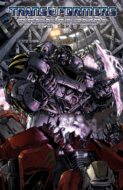 The Transformers – Megatron Origin (TPB) (2007)