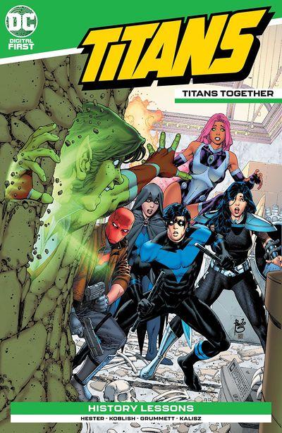 Titans – Titans Together #1 (2020)