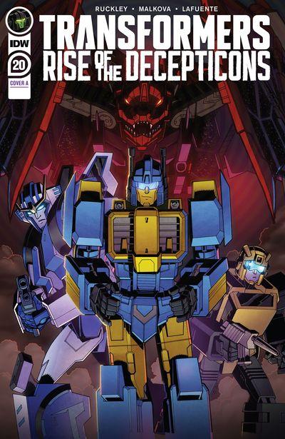 Transformers #20 (2020)