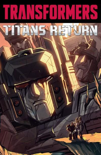 Transformers – Titans Return (2017)