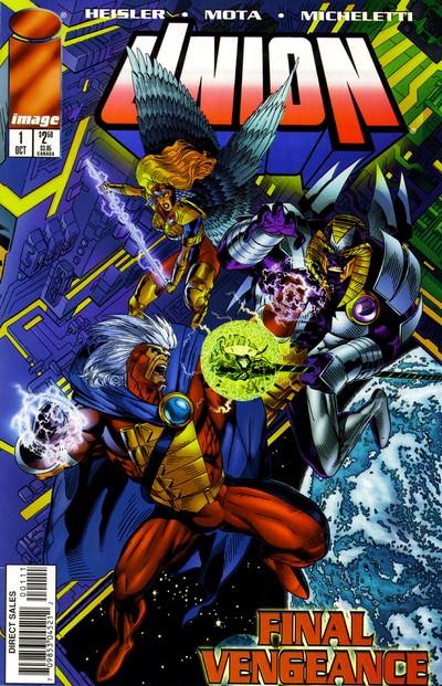 Union – Final Vengeance (1997)