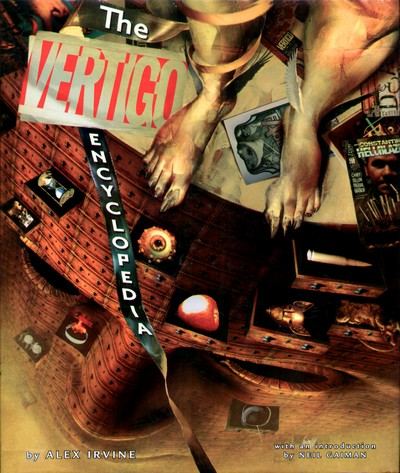 Vertigo Encyclopedia (2008)