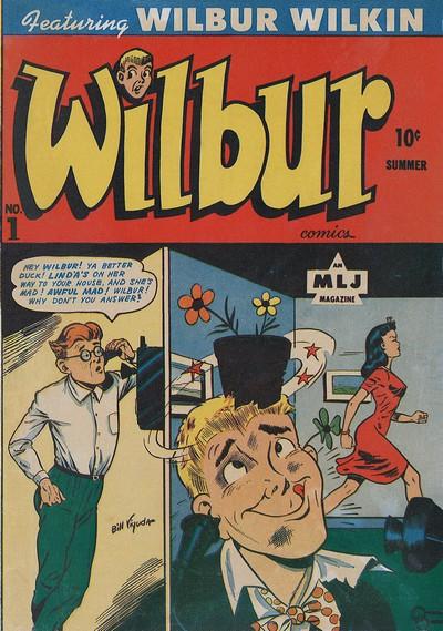 Wilbur Comics #1 – 90 (1944-1965)