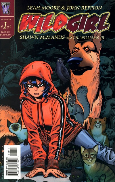 Wild Girl #1 – 6 (2005)