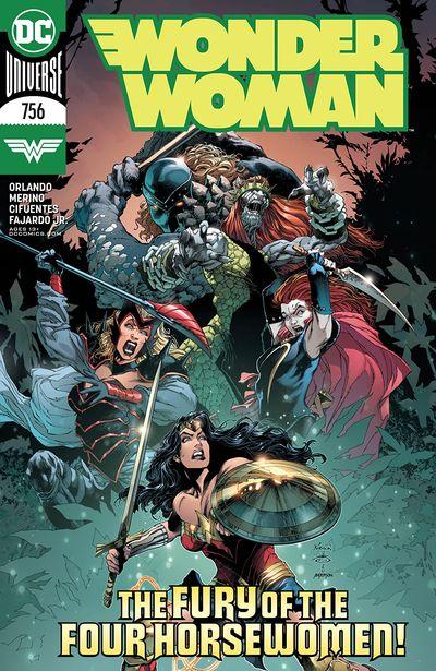 Wonder Woman #756 (2020)